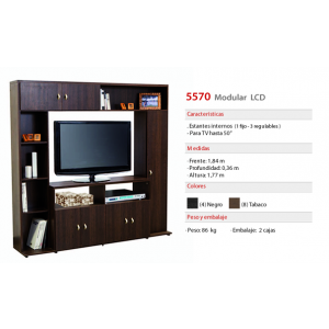 MODULAR LCD PLATINUM 5570
