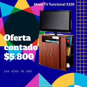 Mesa TV funcional